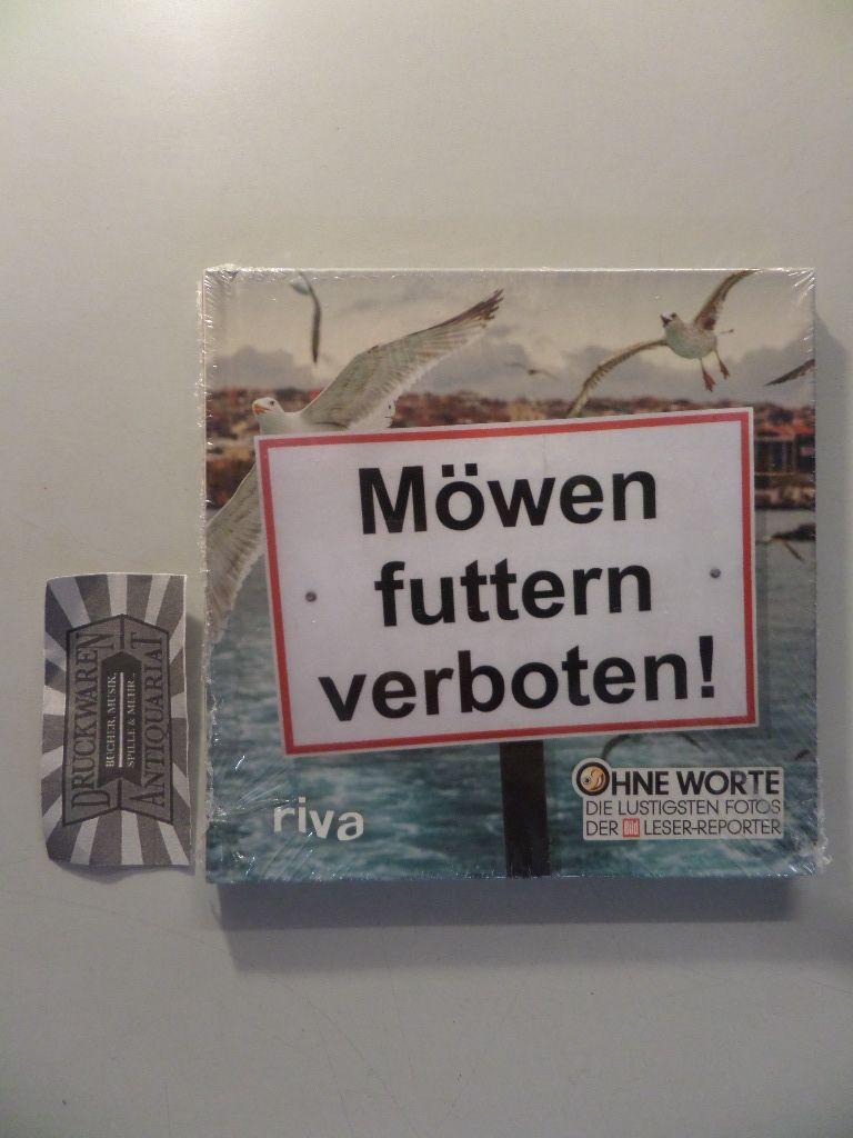 """Möwen futtern verboten: Die lustigsten """"Ohne-Worte""""-Fotos der BILD-Leser-Reporter."""