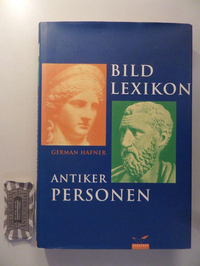 Bildlexikon antiker Personen.
