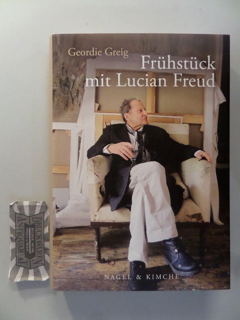 Frühstück mit Lucian Freud.