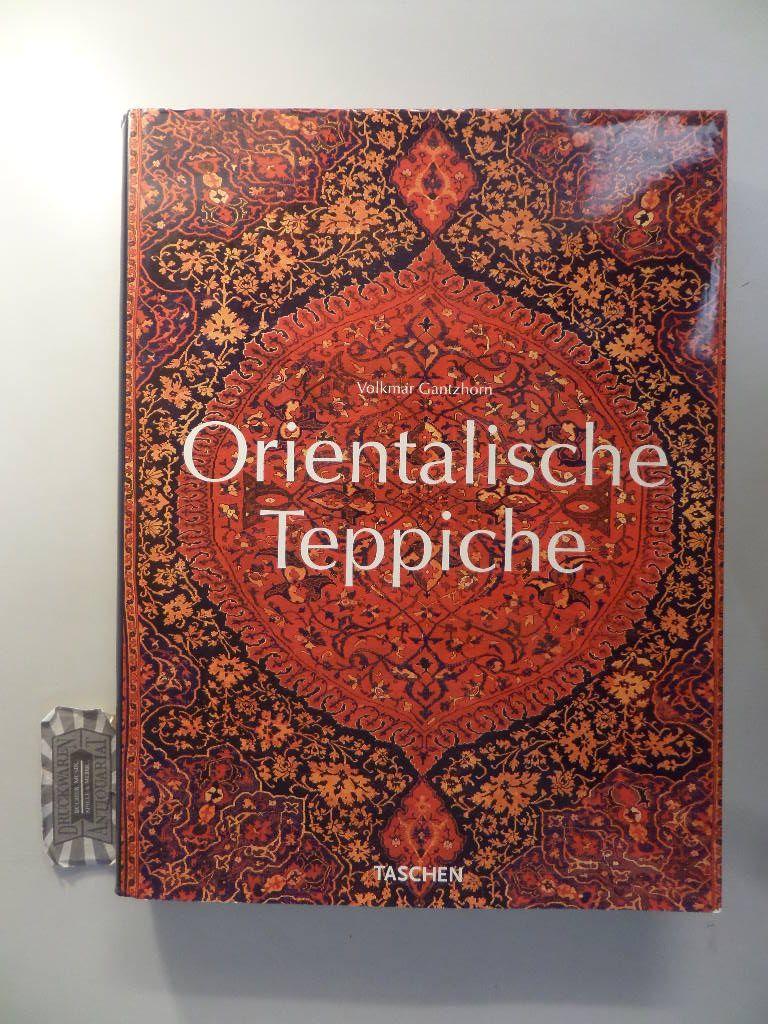 Orientalische Teppiche. Eine Darstellung der ikonographischen und ikonologischen Entwicklung von den Anfängen bis zum 18. Jahrhundert.