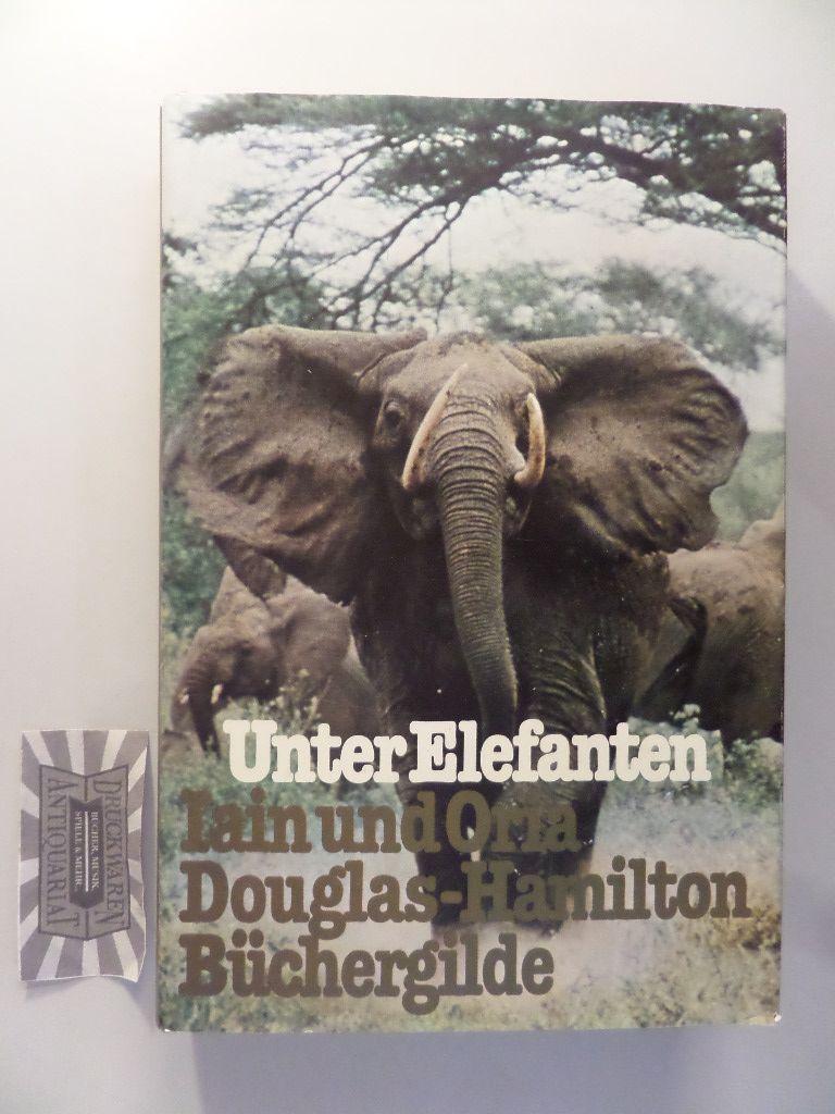 Unter Elefanten: abenteuerliche Forschungen in der Wildnis Zentralafrikas. Vorw. von Niko Tinbergen. [Aus d. Engl. von Hans Jürgen Baron von Koskull].