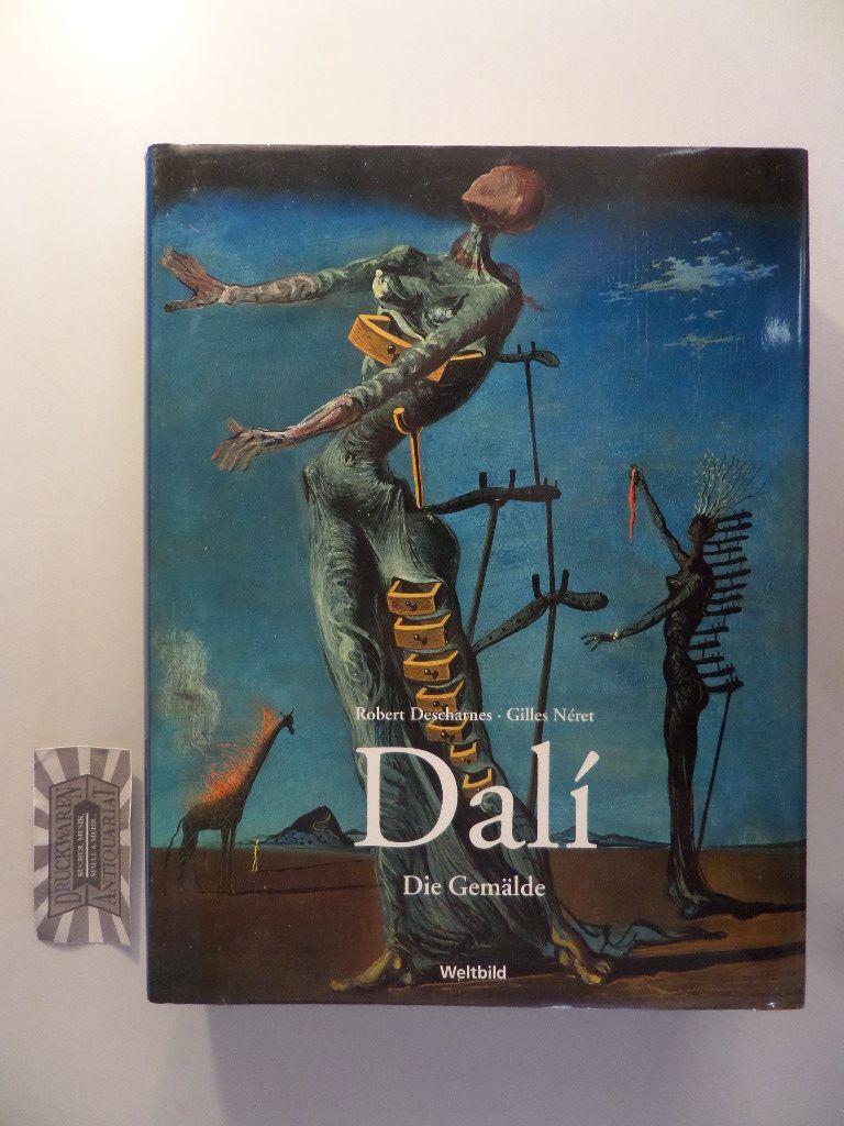 Salvador Dalí. 1904-1989. Das malerische Werk. Teil I, 1904-1946. Teil II, 1946-1989.