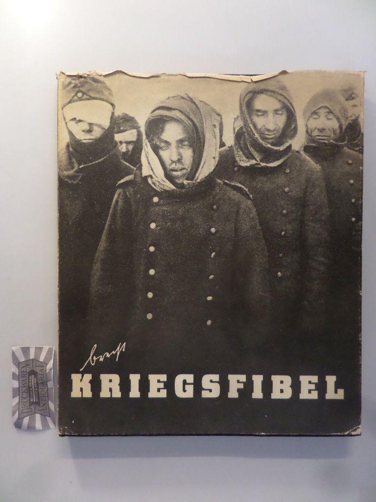 Kriegsfibel. Neuauflage aus Anlaß des 70. Geburtstages von Berthold Brecht am 10. 02. 1968. 2. Auflage.