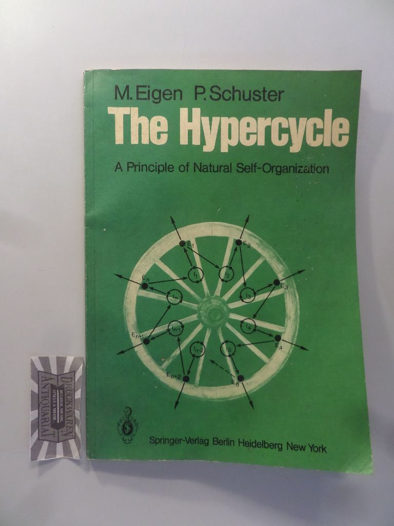 Eigen, Manfred and Peter Schuster: The hypercycle: a principle of natural self-organization.