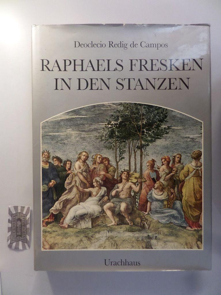 Raphaels Fresken in den Stanzen.