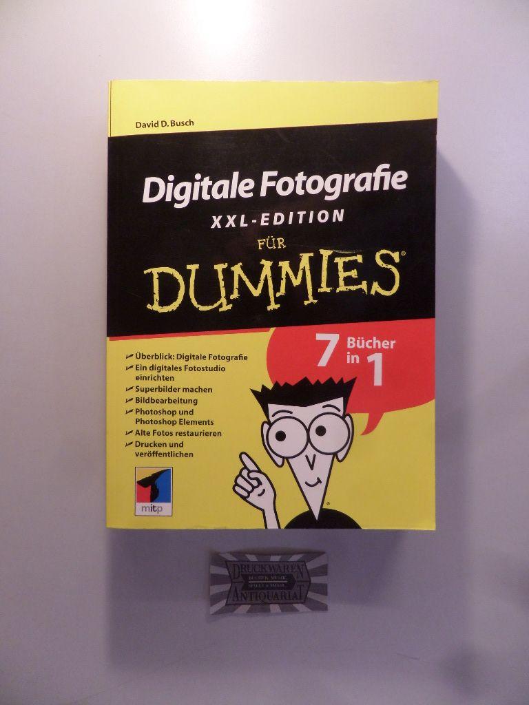 Digitale Fotografie. XXL-Edition für Dummies. 1. Aufl.
