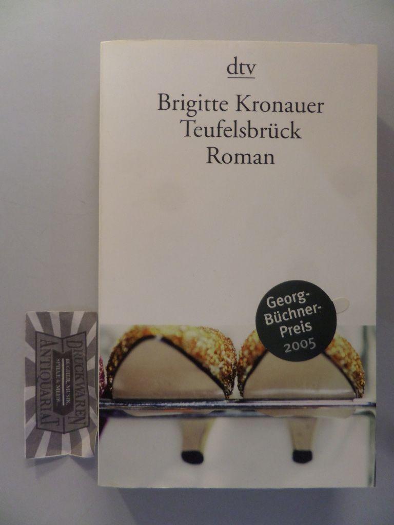 Teufelsbrück: Roman. dtv: 13037. 5. Aufl.