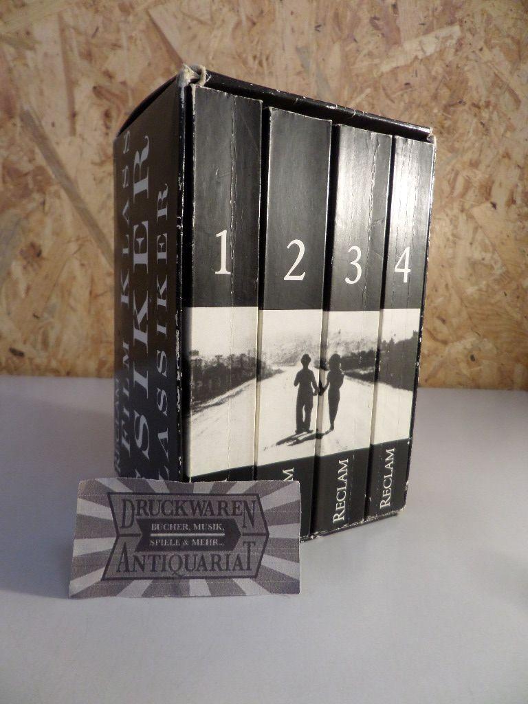 Filmklassiker. Bände 1 bis 4 in Kassette. Alle Bände, Band 1.- 4. Sonderausgaben.