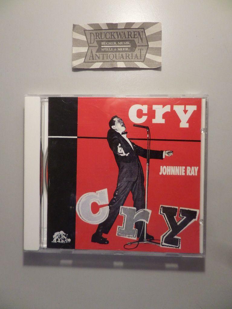 Johnnie, Ray: Cry [1 Audio CD].