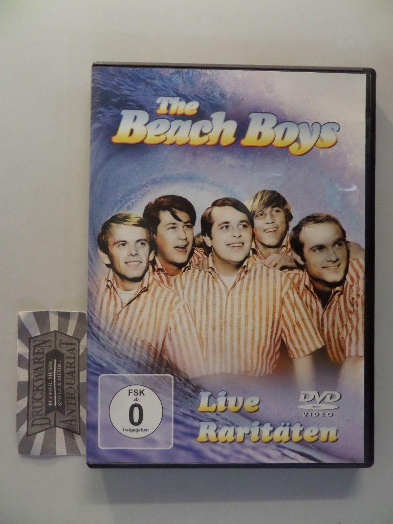 the beach boys live raritäten [DVD].