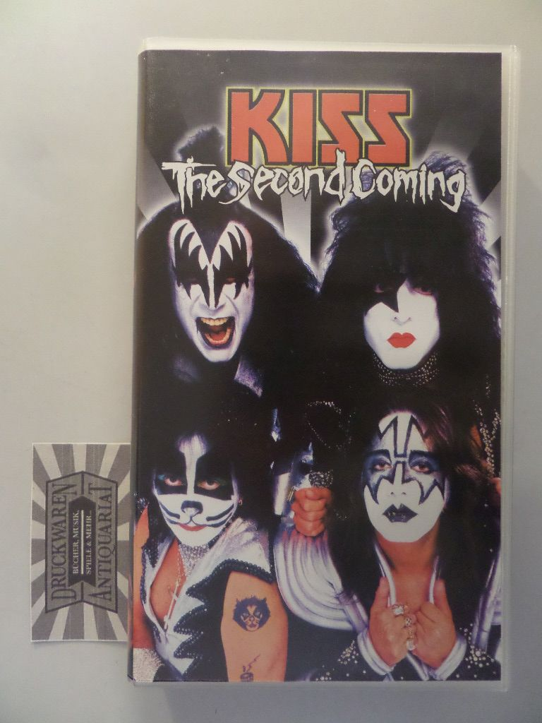 Kiss - The Second Coming [VHS].