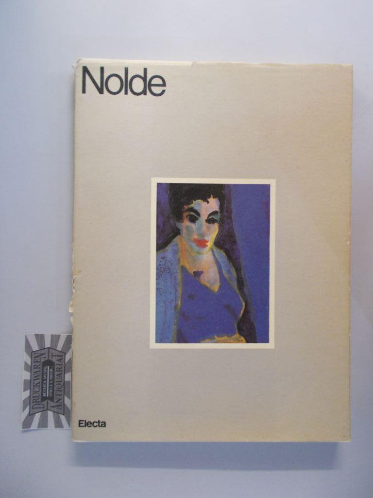 Nolde. Acquarelli e disegni dalla Fondazione Nolde di Seebull Galleria Nazionale d