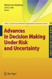 Advances in Decision Making Under Risk and Uncertainty. Theory and Decision Library C Vol. 42.