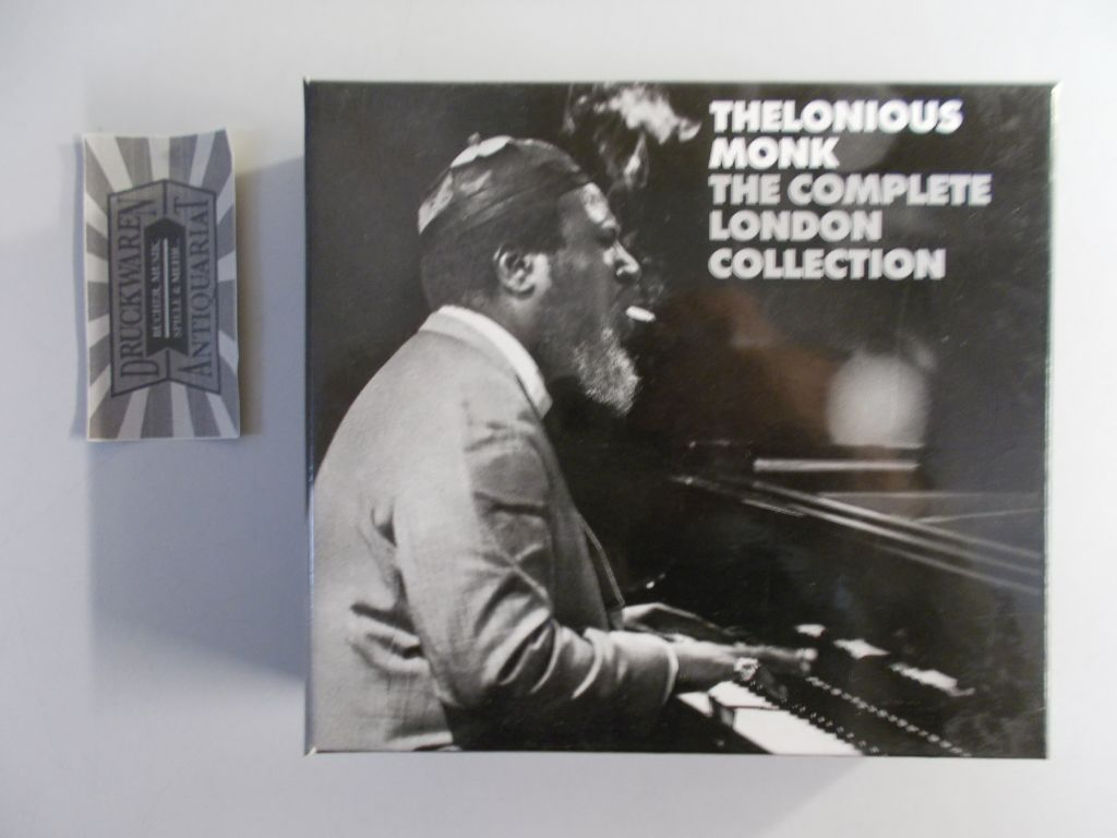 Thelonious Monk: The Complete London Collection [3 Audio CDs].
