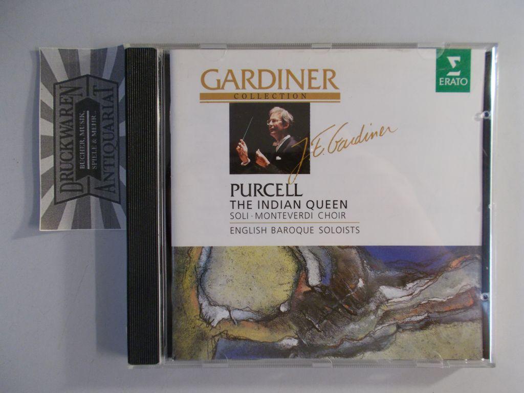 John Eliot Gardiner, Monteverdi Choir und  English Baroque Soloists: Henry Purcell: The Indian Queen [Audio CD]. Gardiner Collection.