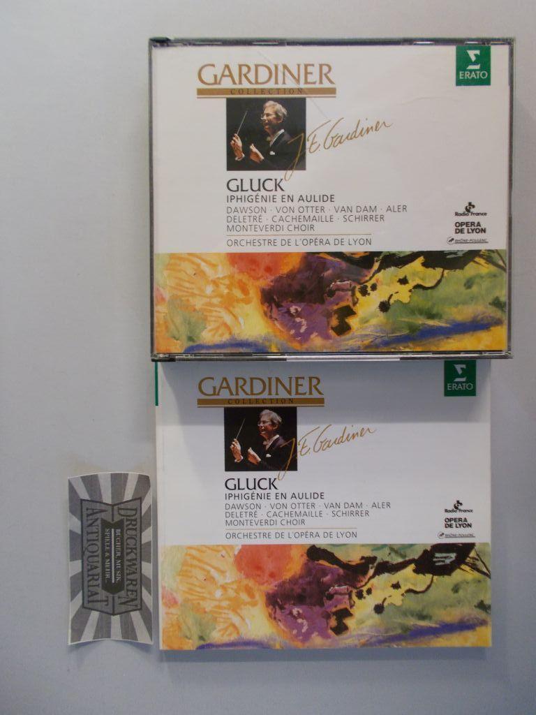 Orchestre de L'Opera de Lyon, Monteverdi Choir und  John Eliot Gardiner: Gluck: Iphigénie en Aulide [2 Audio CDs]. Gardiner Collection.