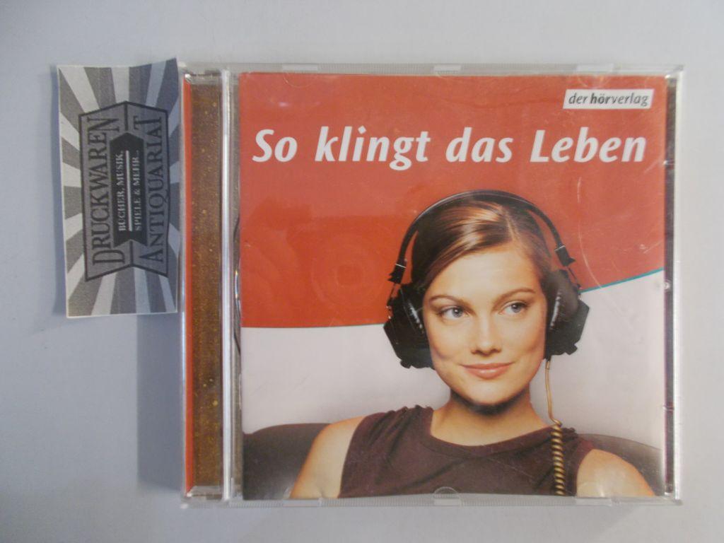 Damm, Sigrid (Hrsg.): Die Schönsten Liebesgedichte [Audio CD].