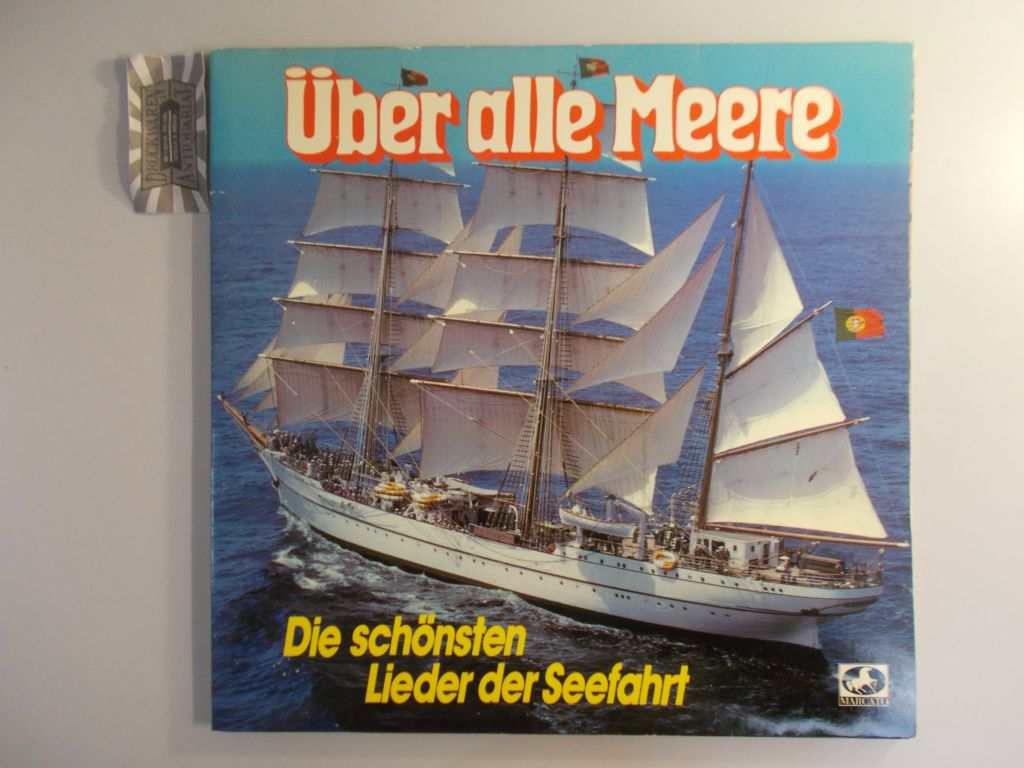 Various Artist: Über alle Meere [2 Vinyl LP].