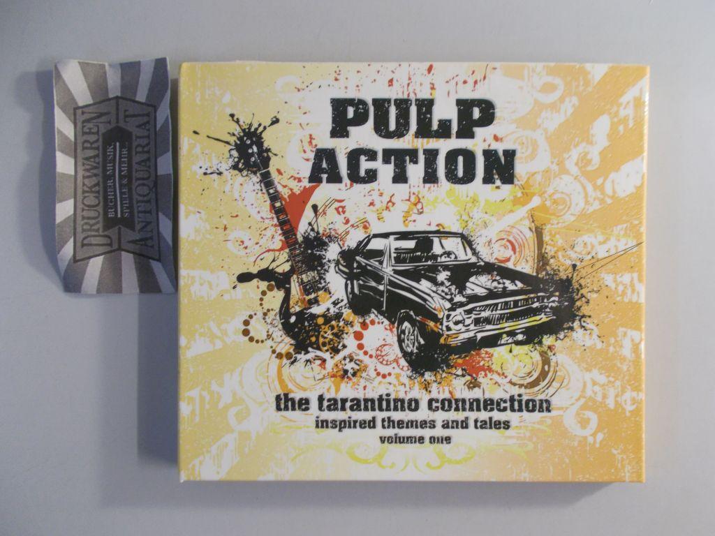 Various Artist: Pulp Action (the tarantino connection) [Audio CD].