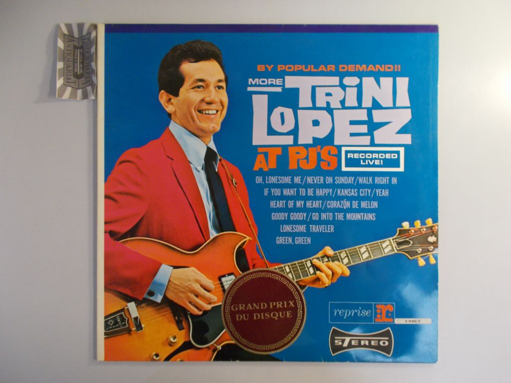 More Trini Lopez at Pj