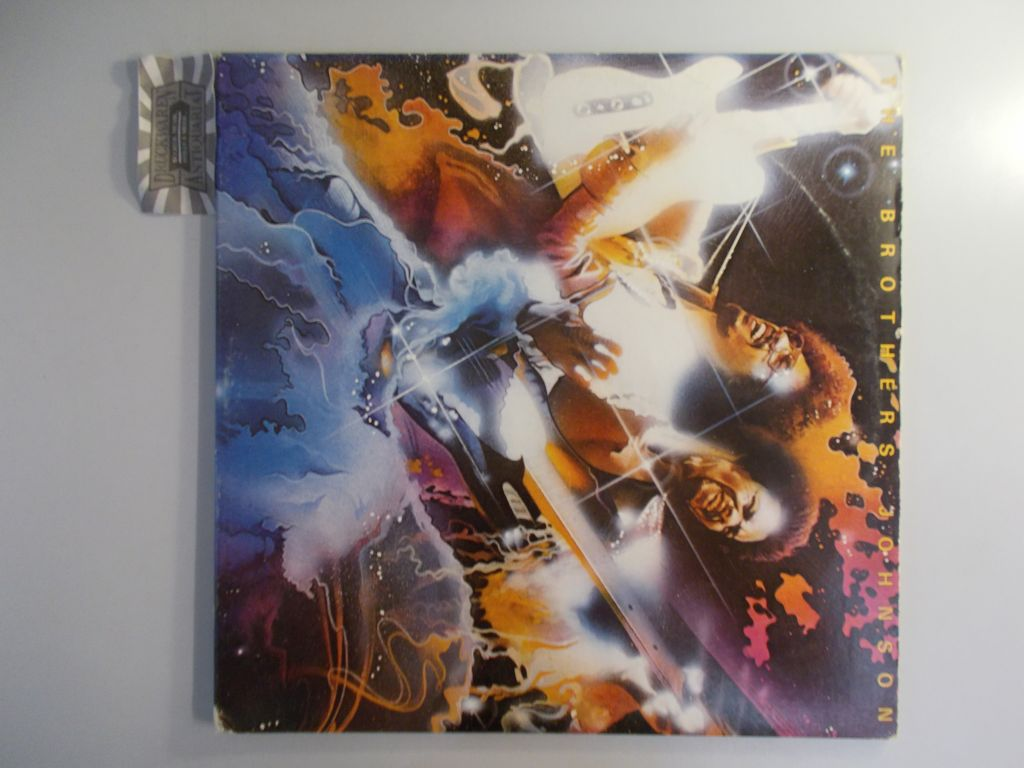 Brothers Johnson: Blam! [Vinyl LP]. SP 4714.