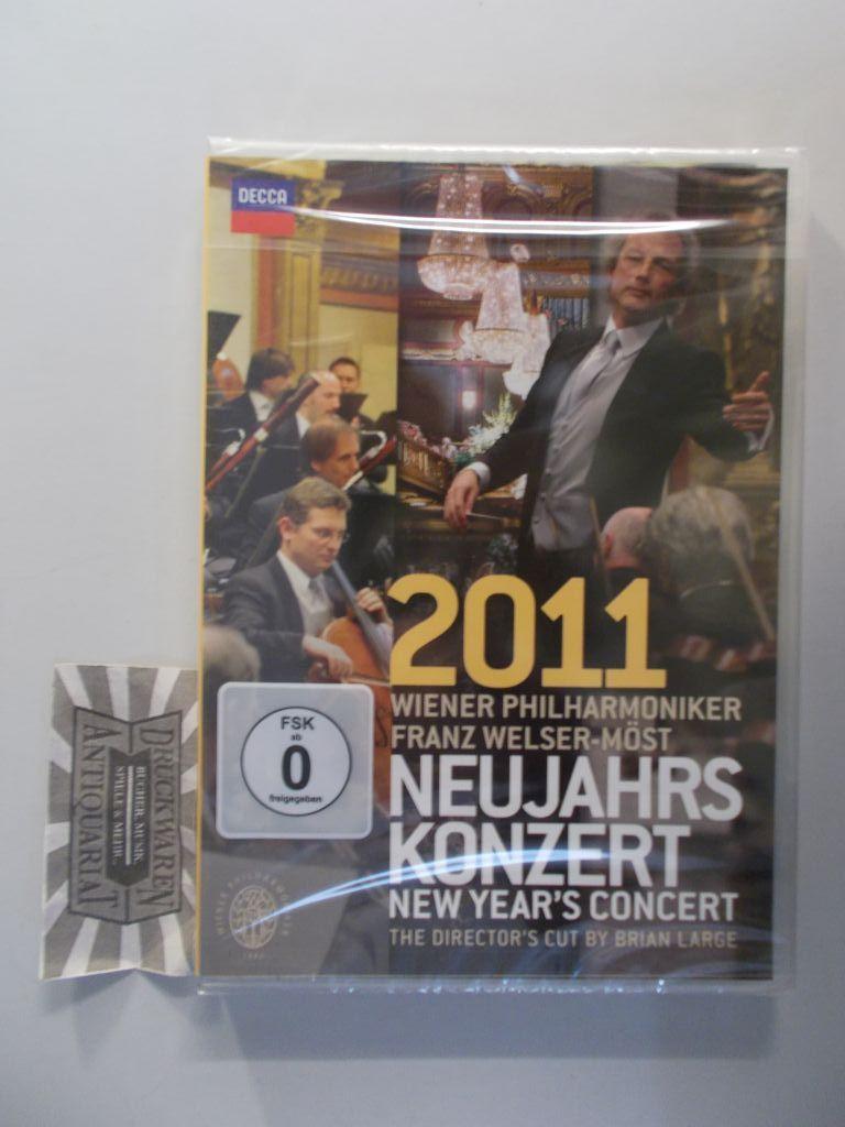 Wiener Philharmoniker - Neujahrskonzert 2011 [2 DVDs].