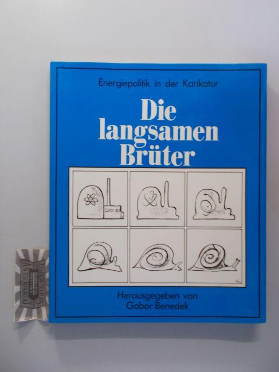 Die langsamen Brüter: Energiepolitik in der Karikatur. 1. Aufl.