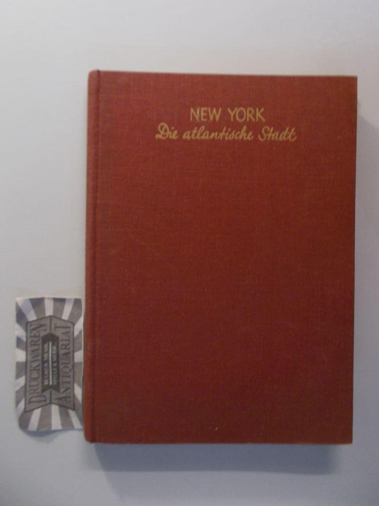 Otto, Winter: Der Weltwanderer Bd 2: New York. Die atlantische Stadt Der Weltwanderer: Band 2.