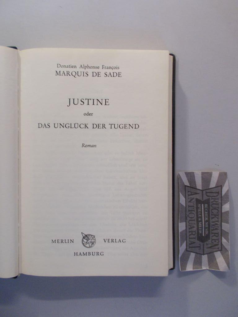 Justine oder Das Unglück der Tugend Nr. 1496