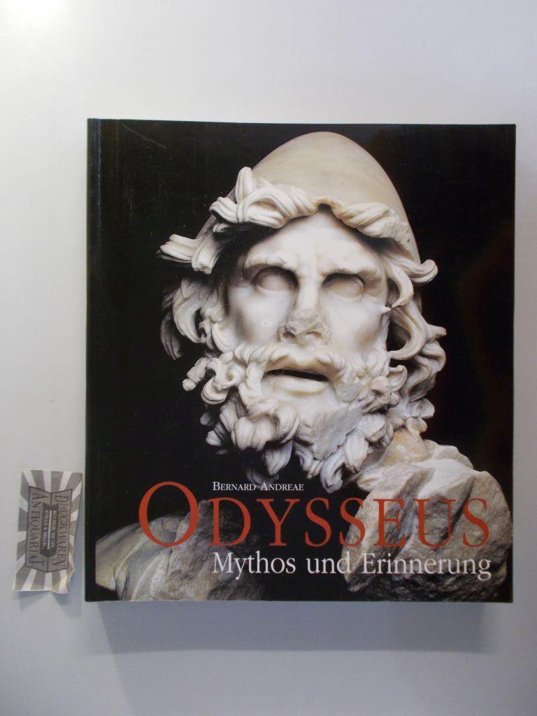 Odysseus : Mythos und Erinnerung. [Haus der Kunst, 1. Oktober 1999 bis 9. Januar 2000] Zum Geleit von Christoph Vitali.