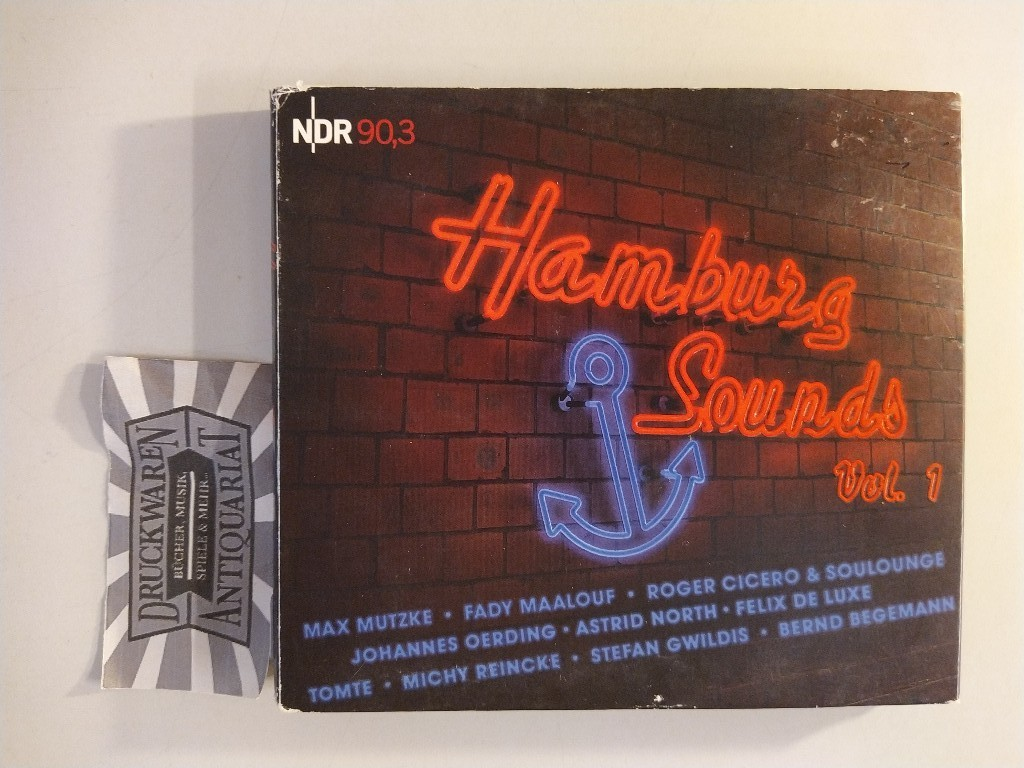 Various Artist: NDR 90,3 - Hamburg Sounds Vol.1 [2 Audio CDs].