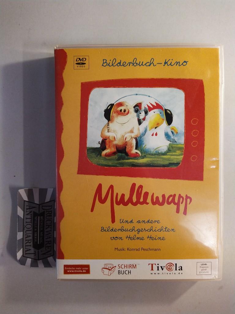 Mullewapp - Bilderbuch-Kino [DVD]. Auflage: Standard Version