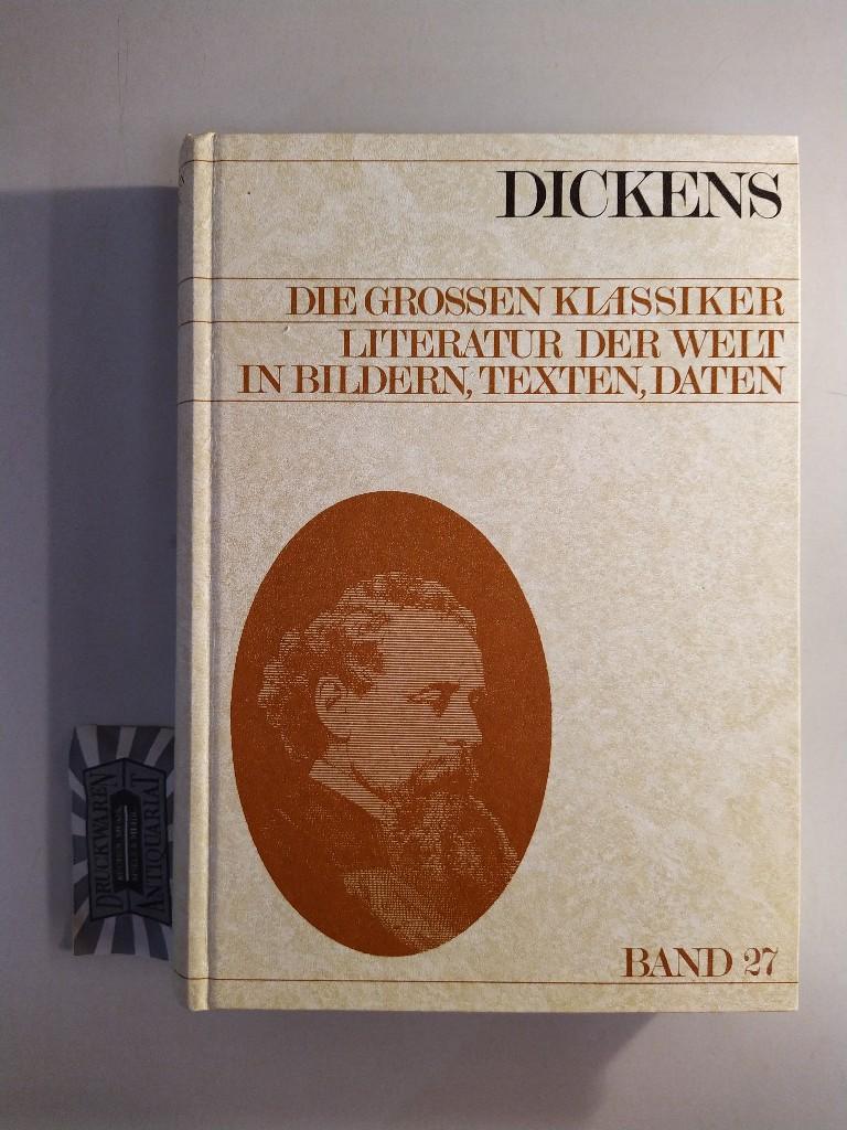Charles Dickens. Die grossen Klassiker  Bd. 27.