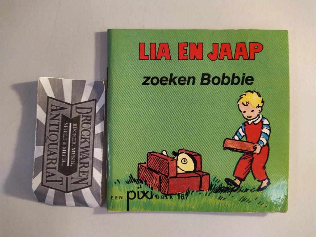 Lia en Jaap zoeken Bobbie.