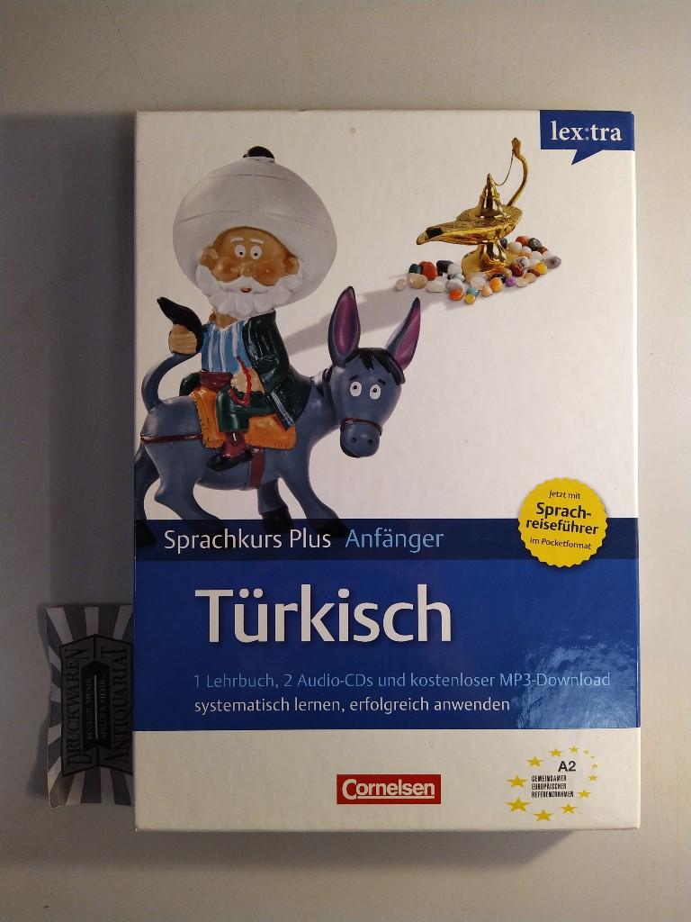 Türkisch, systematisch lernen, erfolgreich anwenden. [1 Lehrbuch, 2 Audio-CDs und kostenloser MP3-Download, jetzt mit Sprachreiseführer im Pocketformat, A2 gemeinsamer europäischer Referenzrahmen]. 1. Aufl., 2. Dr.