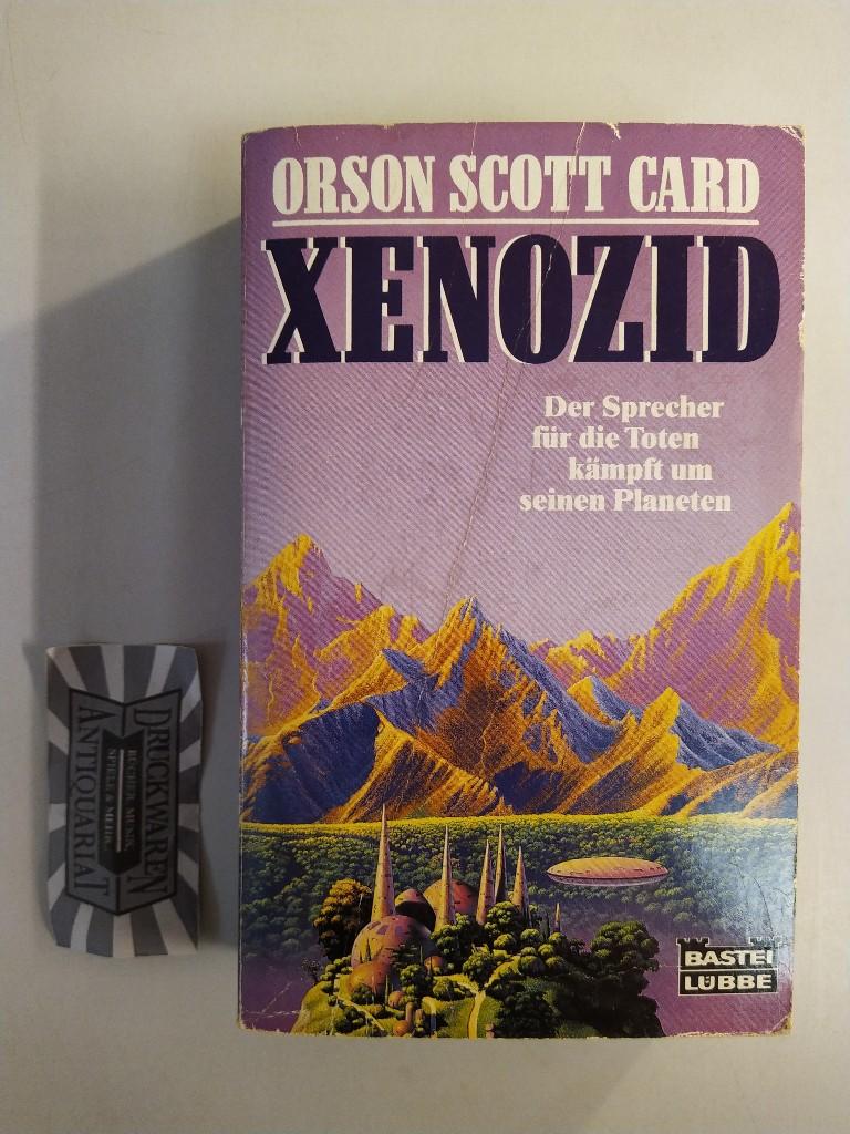 Xenozid. 3. Aufl.