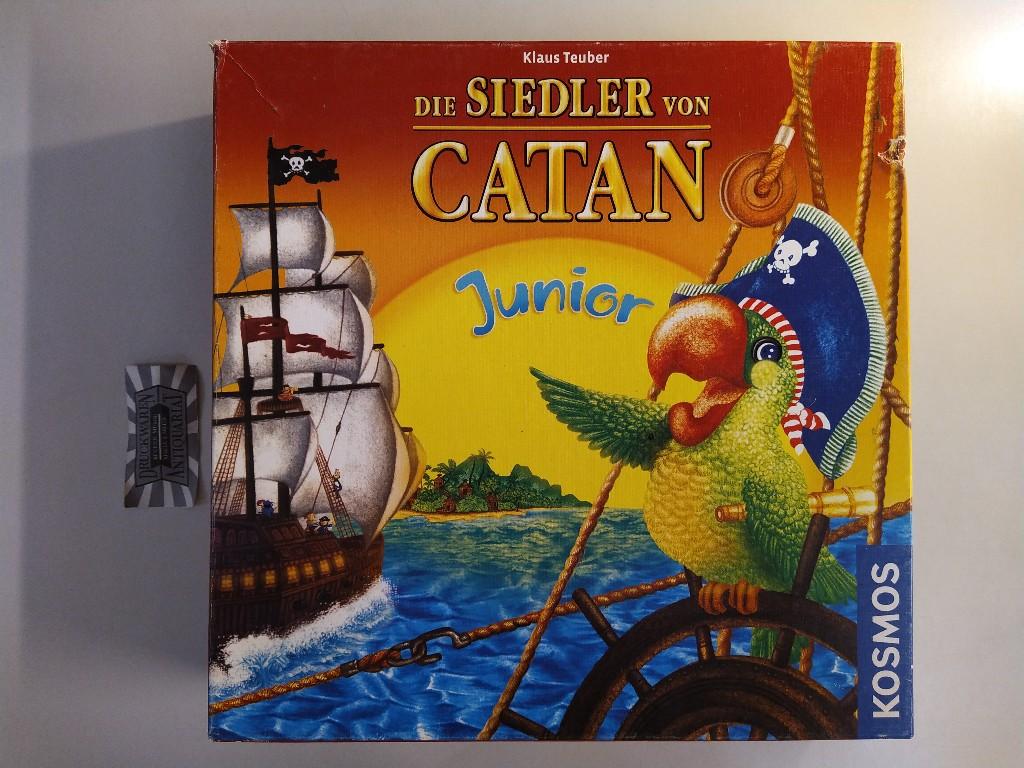 Die Siedler von Catan Junior [Brettspiel].