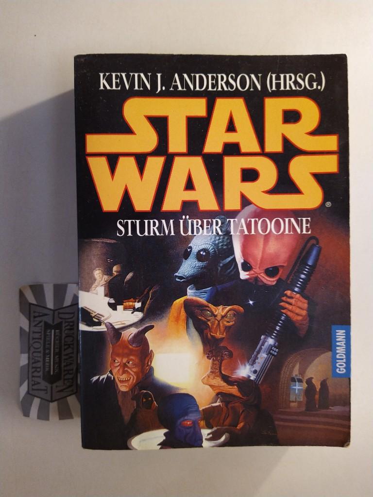 Star Wars: Sturm über Tatooine.