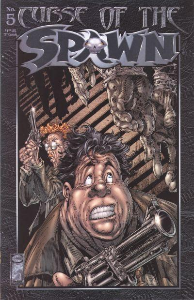 Curse of the Spawn Nr. 5: Suture [Image Comics, 1996].