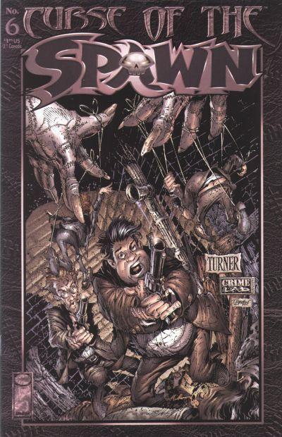 Curse of the Spawn Nr. 6: Blood And Rain [Image Comics, 1997].