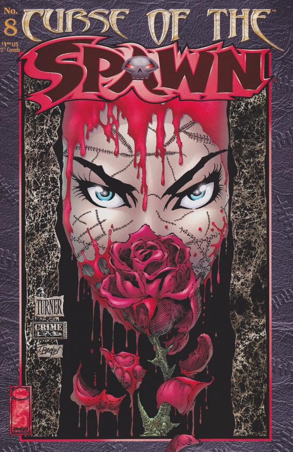 Curse of the Spawn Nr. 8: Carnival Of Souls [Image Comics, 1997].