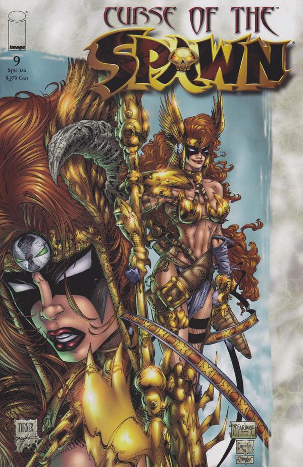 Curse of the Spawn Nr. 9: Limbo [Image Comics, 1997].