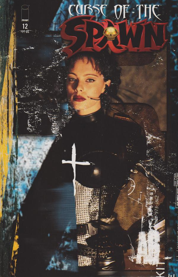 Curse of the Spawn Nr. 12: Codename: Priest [Image Comics, 1997].
