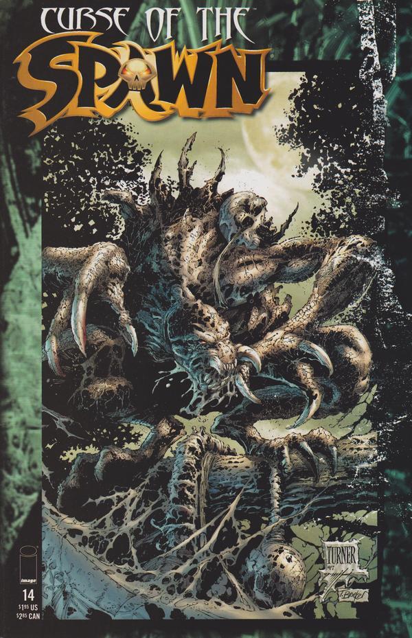 Curse of the Spawn Nr. 14: Apocalypse When [Image Comics, 1997].