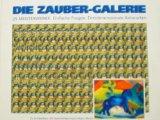 Die Zauber-Galerie. 25 Meisterwerke. Einfache Fragen. Dreidimensionale Antworten.