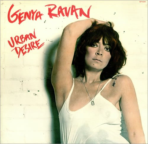 Genya, Ravan: Urban desire [Vinyl-LP/6370274].