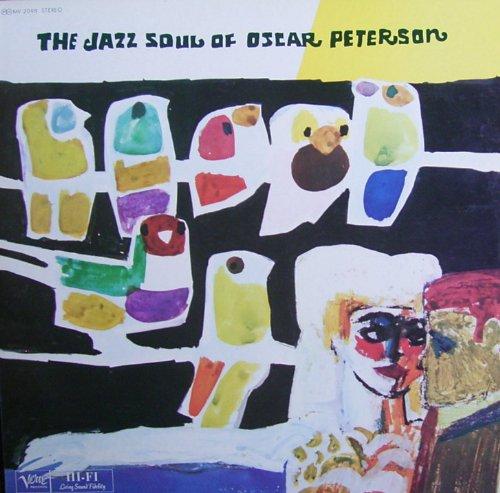 PETERSON, OSCAR: The Jazz Soul of Oscar Peterson JAPAn-IMPORT [Vinyl LP/ MV2098].