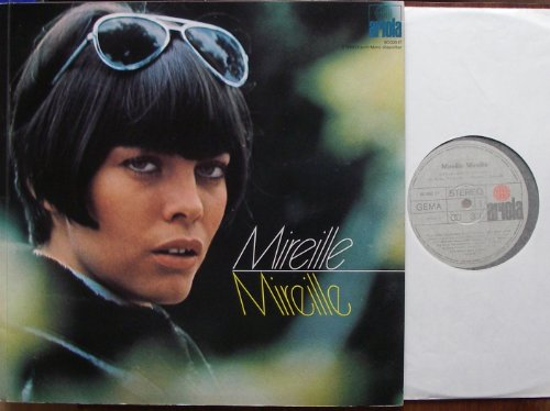 Mathieu, Mireille: Mireille Mireille [Vinyl-LP/80000IT].