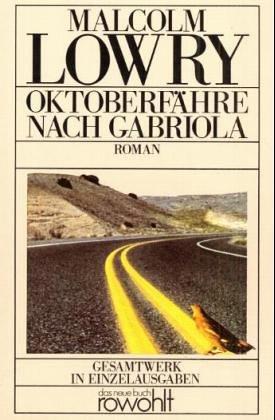 Oktoberfähre nach Gabriola. Roman. Dt. Erstausg., 4. - 5. Tsd.