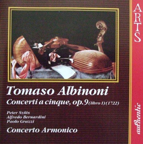 Concerti a Cinque - op. 9 [Audio CD].